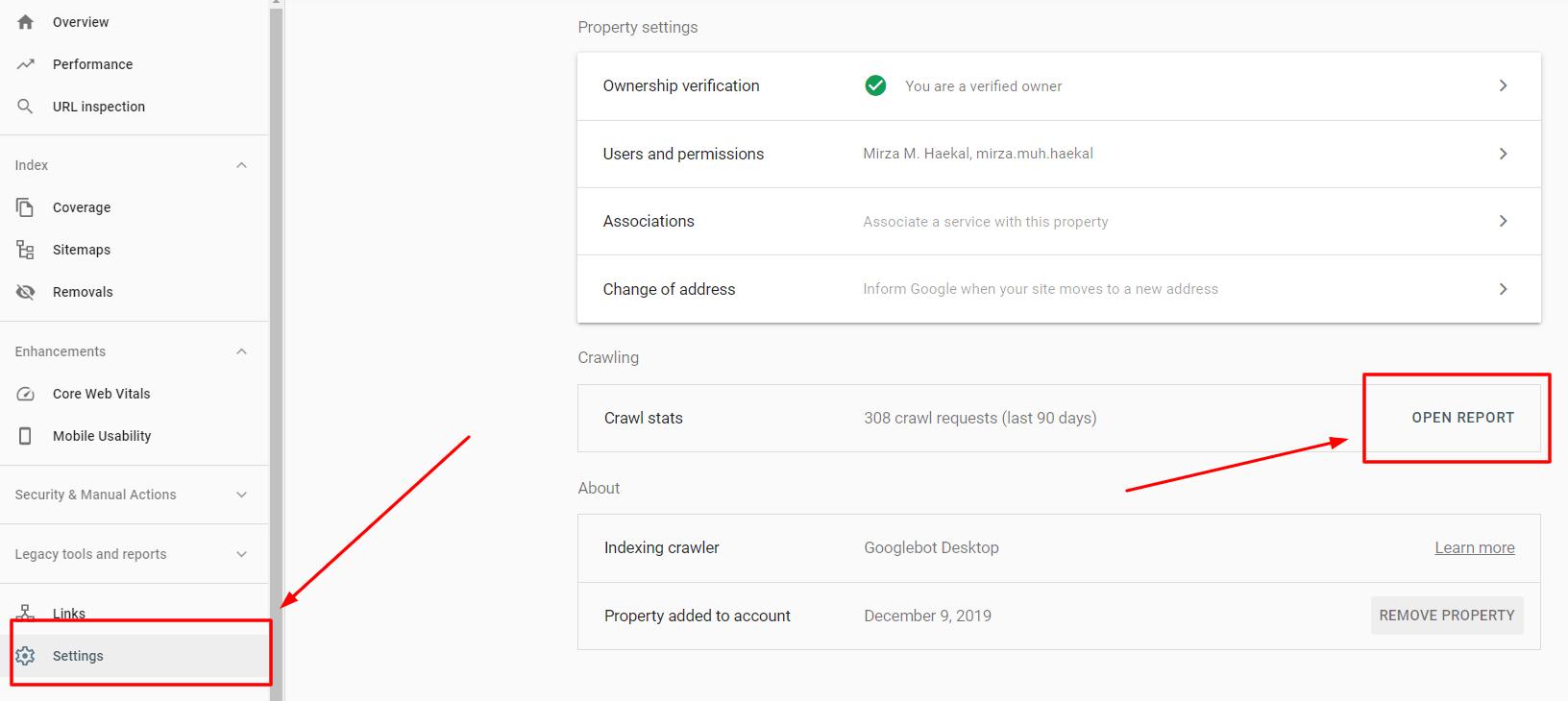 langkah pertama menggunakan crawl errors di google search console