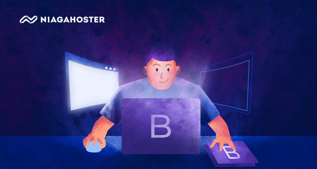 Cara Menggunakan Bootstrap 4 untuk Membuat Website