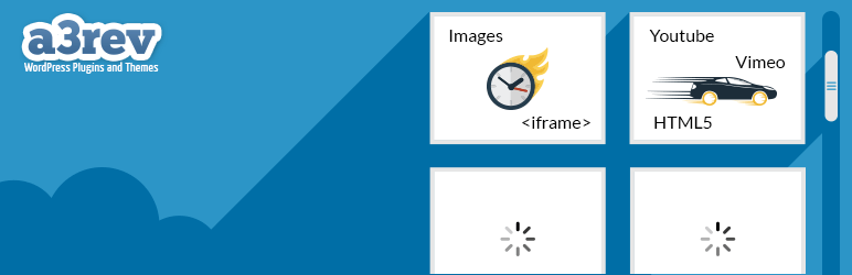 Banner plugin A3 Lazy Load