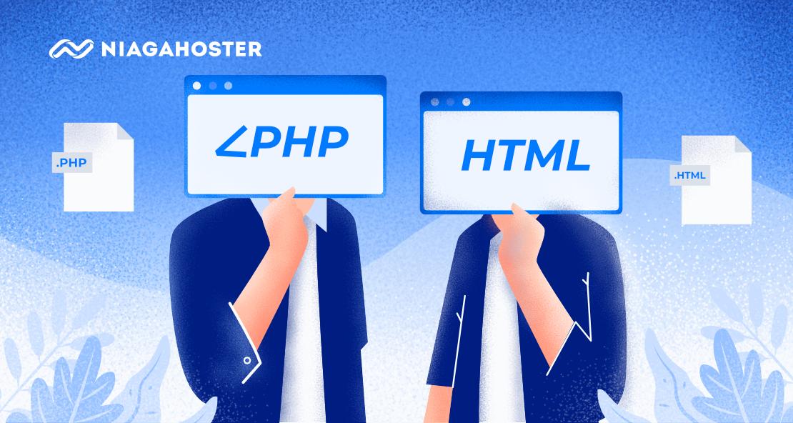 Ini Perbedaan PHP dan HTML yang Wajib Anda Ketahui