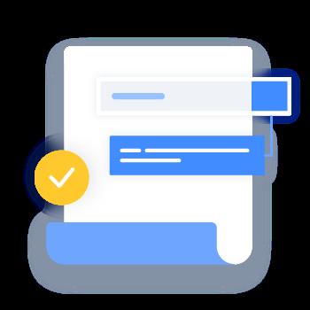 ilustrasi belajar html dengan editor html