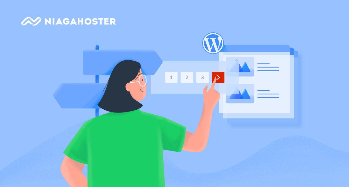 Cara Menambahkan Custom Pagination WordPress