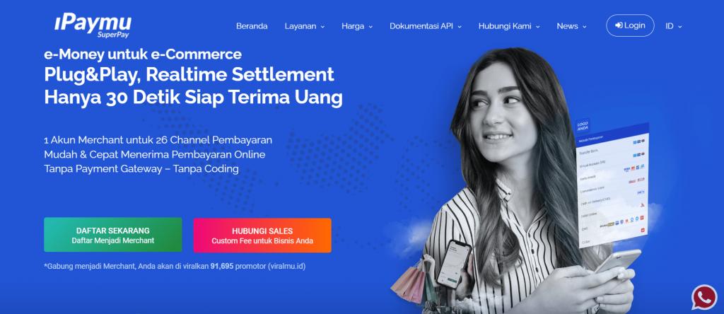 ipaymu payment gateway