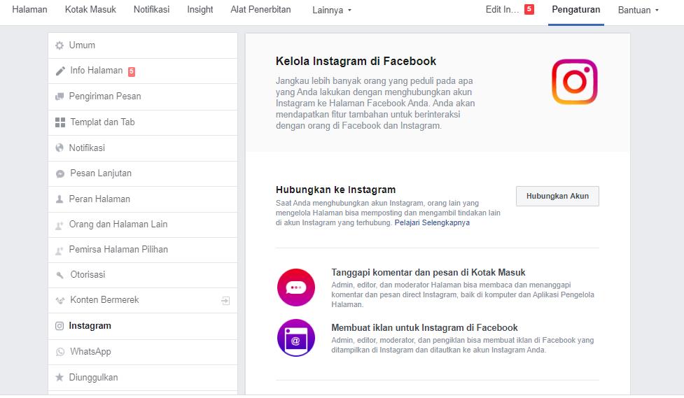 cara mengatur lokasi geografis anda di facebook