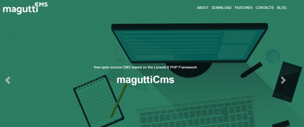 MaguttiCMS salah satu cms laravel yang menjamin keamanan