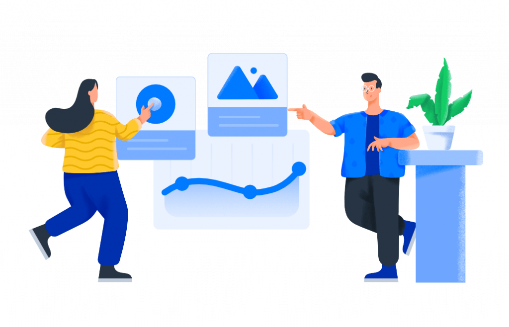 ilustrasi langkah penerapan STP marketing