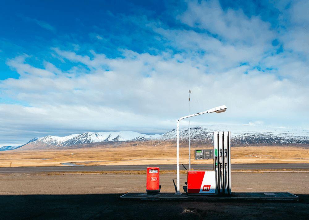 waralaba pom bensin atau pengisian bahan bakar