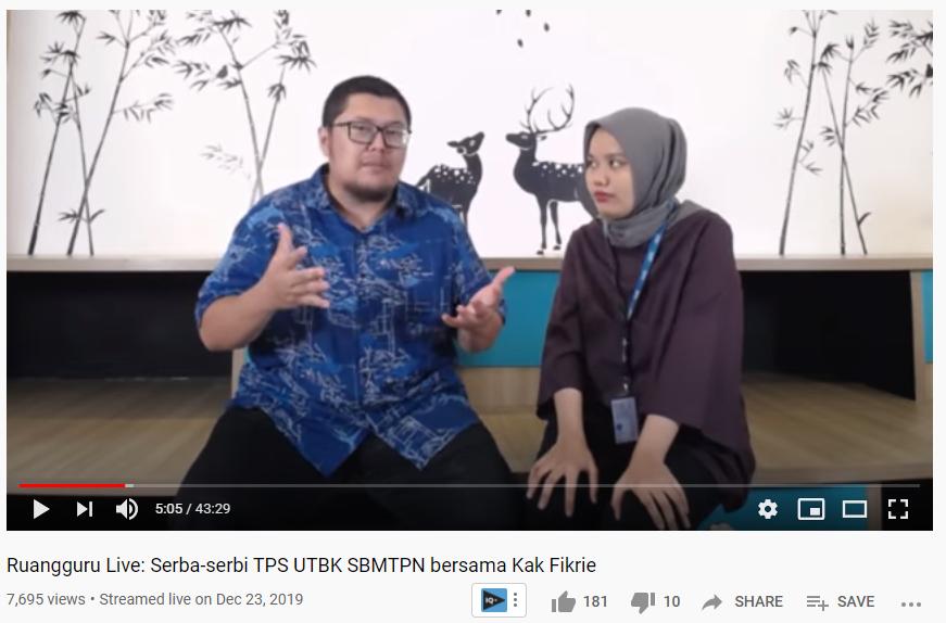 Ide Konten YouTube Wawancara dengan Expert