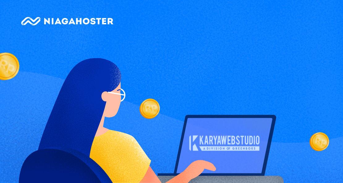 Karya Web Studio Bersama Niagahoster Partner