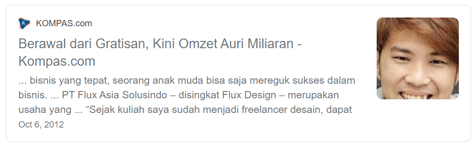 sukses menjadi freelance designer dengan omzet miliaran