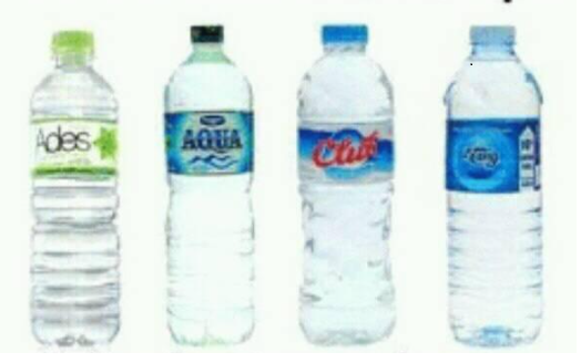brand air mineral yang memiliki awareness tinggi