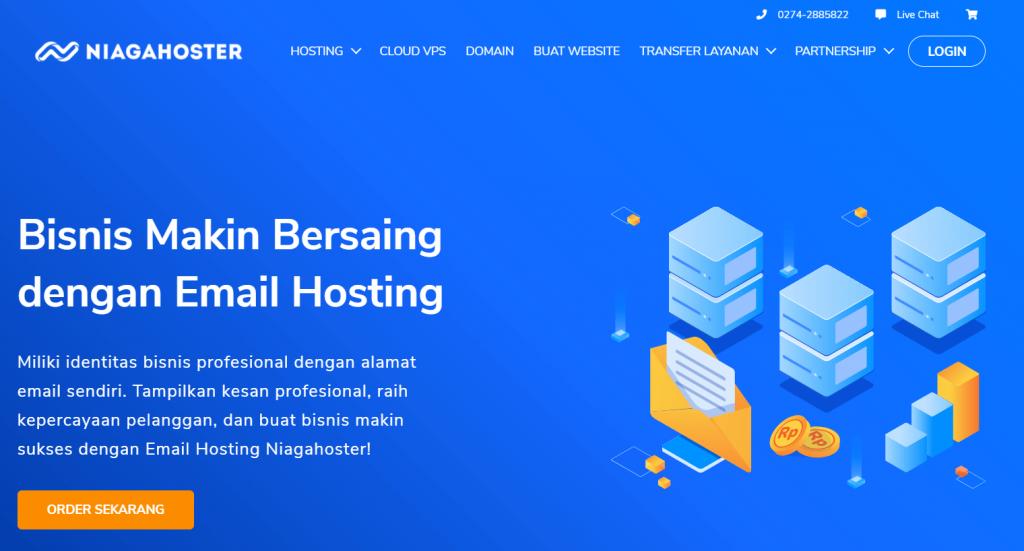 menghindari email spam dengan berlangganan email hosting terbaik