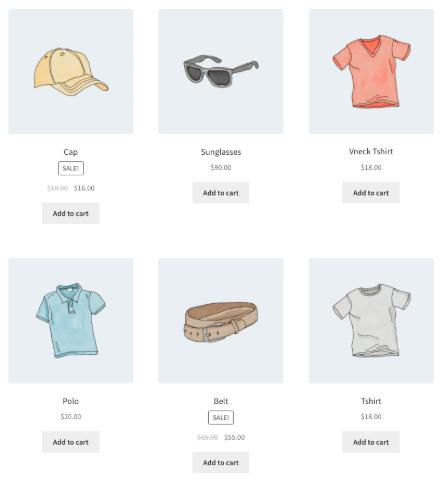 WooCommerce Shortcodes Product Limit
