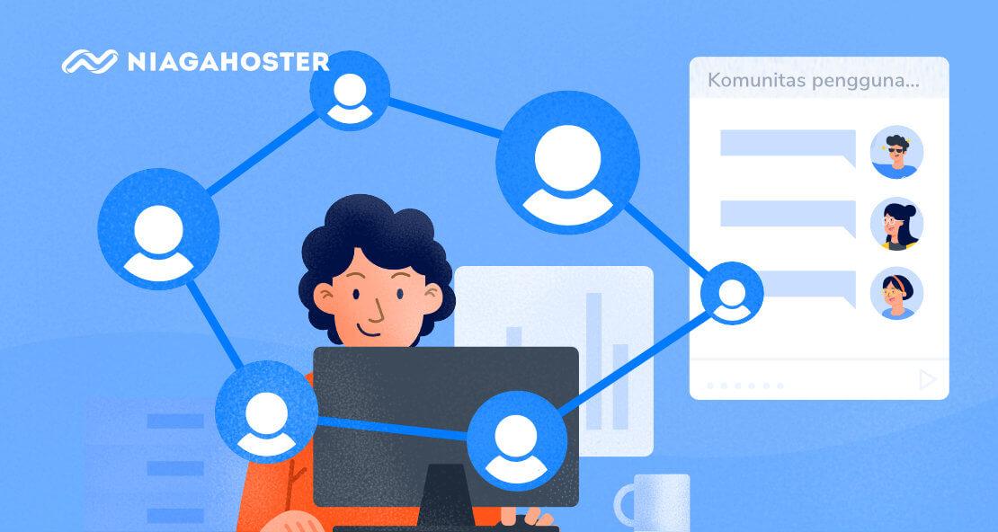 Featured Image Community Marketing Pengertian, Manfaat, dan Jenisnya