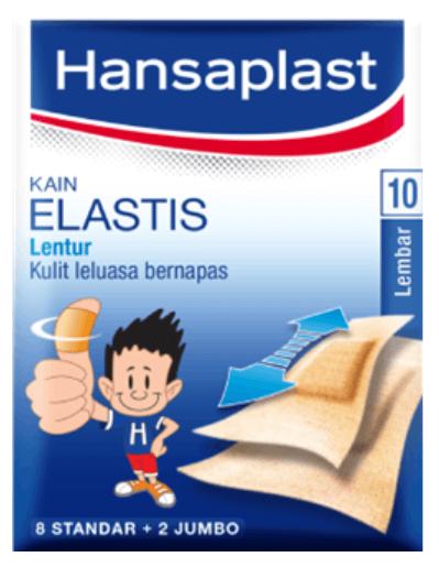 Contoh Brand Equity Hansaplast
