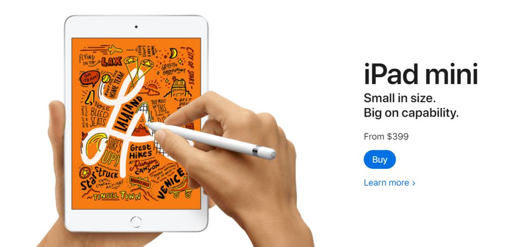 Copywriting Apple singkat tapi memikat