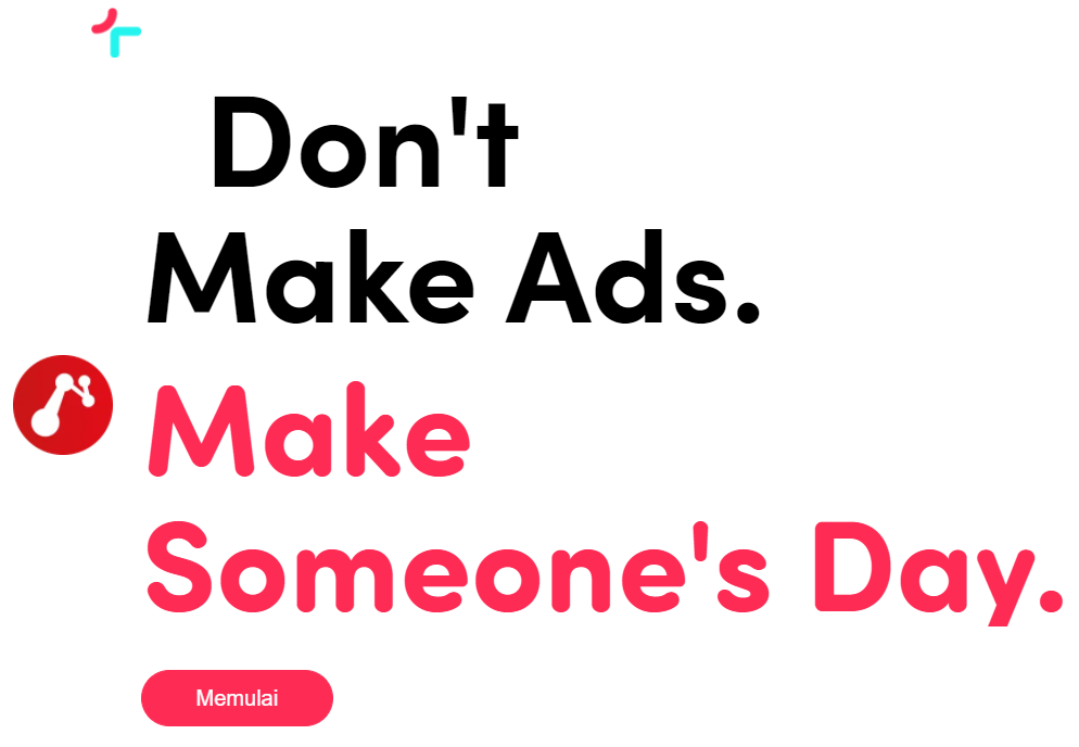 halaman utama tiktok ads manager