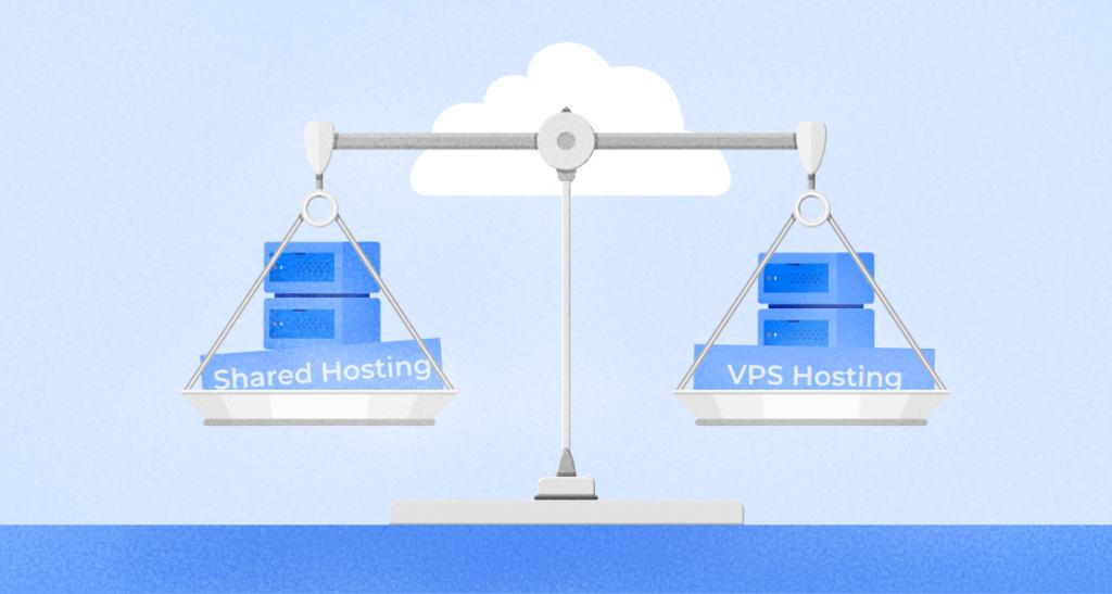 perbandingan cloud hosting dengan shared hosting dan vps hosting