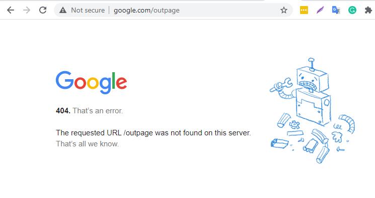 Website tidak bisa diakses akibat error WordPress