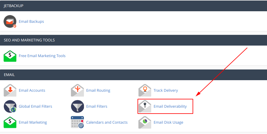 Cara autentikasi email otomatis