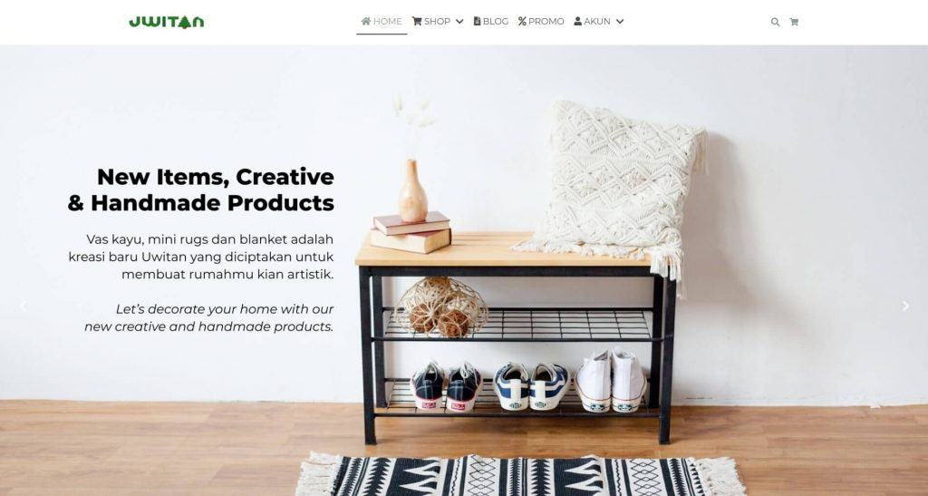 Website Uwitan