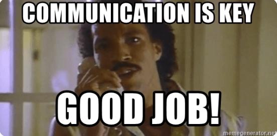 Memperbaiki komunikasi antar tim