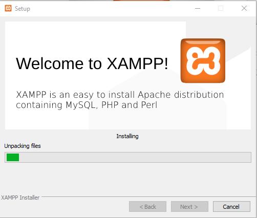 Instalasi XAMPP untuk mendapatkan hosting gratis WordPress