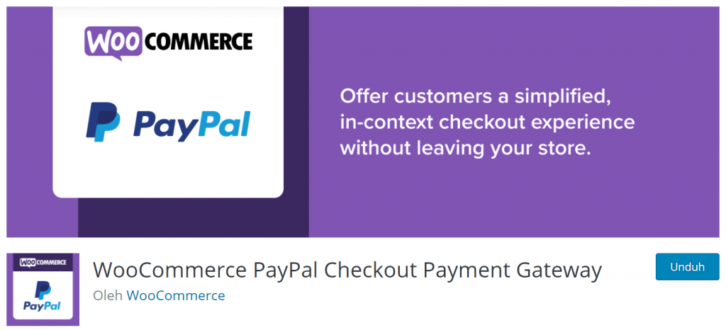 paypal woocommerce payment gateway internasional