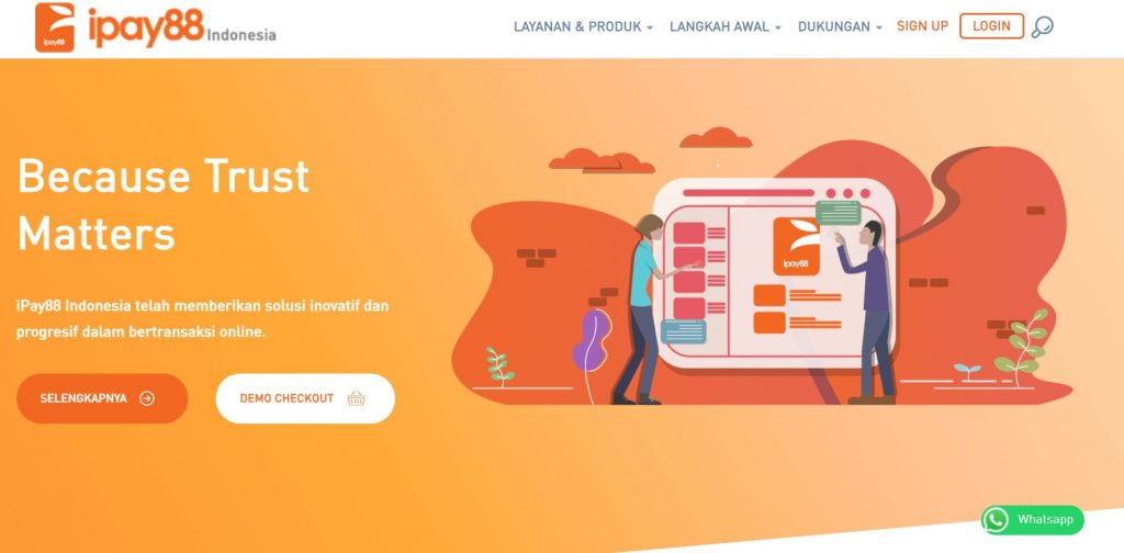 iPay88 payment gateway indonesia