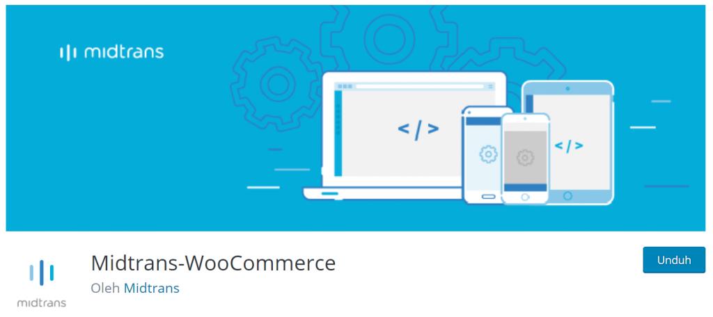 woocommerce payment gateway midtrans