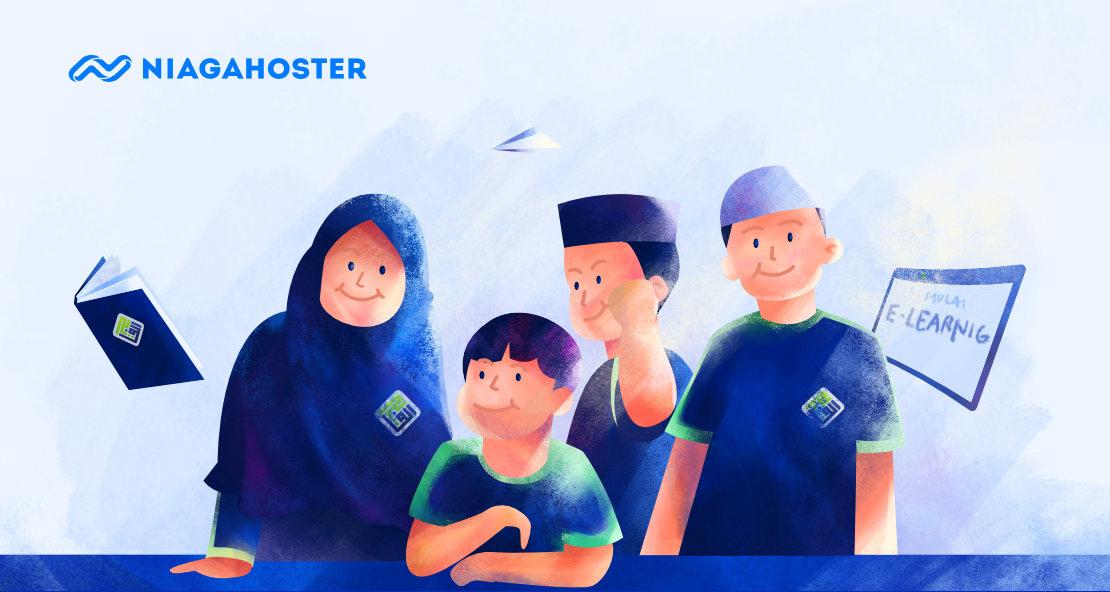 SIT Al Fatih Sukses Wujudkan Pelayanan Terbaik dengan Website E-Learning