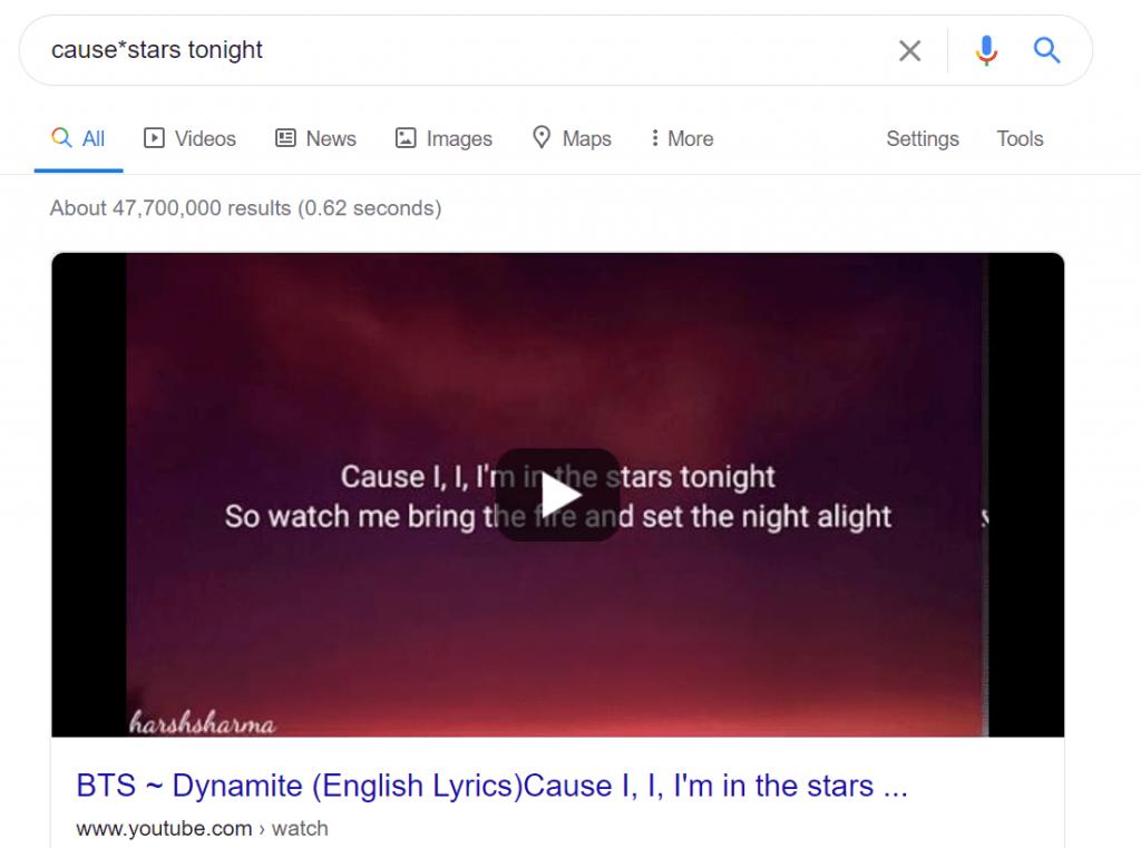 Menemukan informasi terpotong dengan trik rahasia Google Search