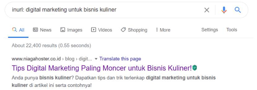 Trik menggunakan Google Search untuk mencari guest blog