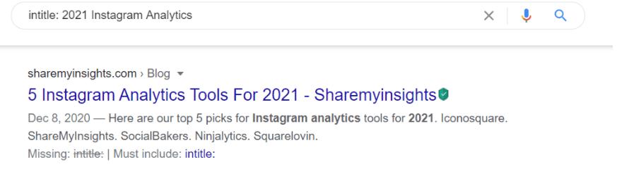 Trik rahasia Google Search untuk menemukan keyword tertentu di judul