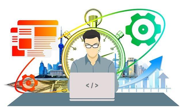 Proses pengembangan website lebih efisien