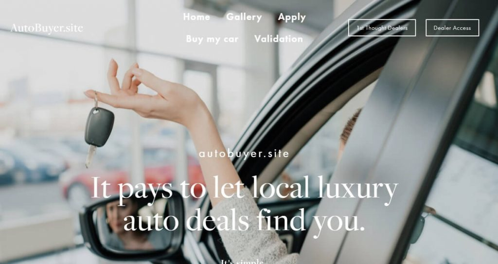 Website Auto Buyer