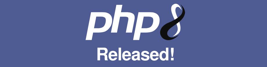 logo php 8