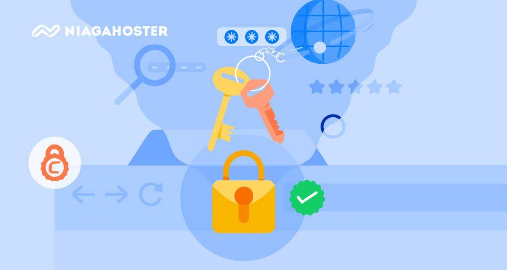 SSL website butik