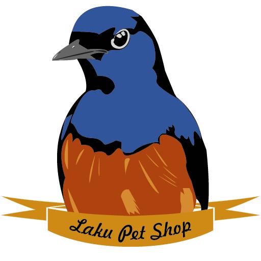 Logo Laku Pet Shop
