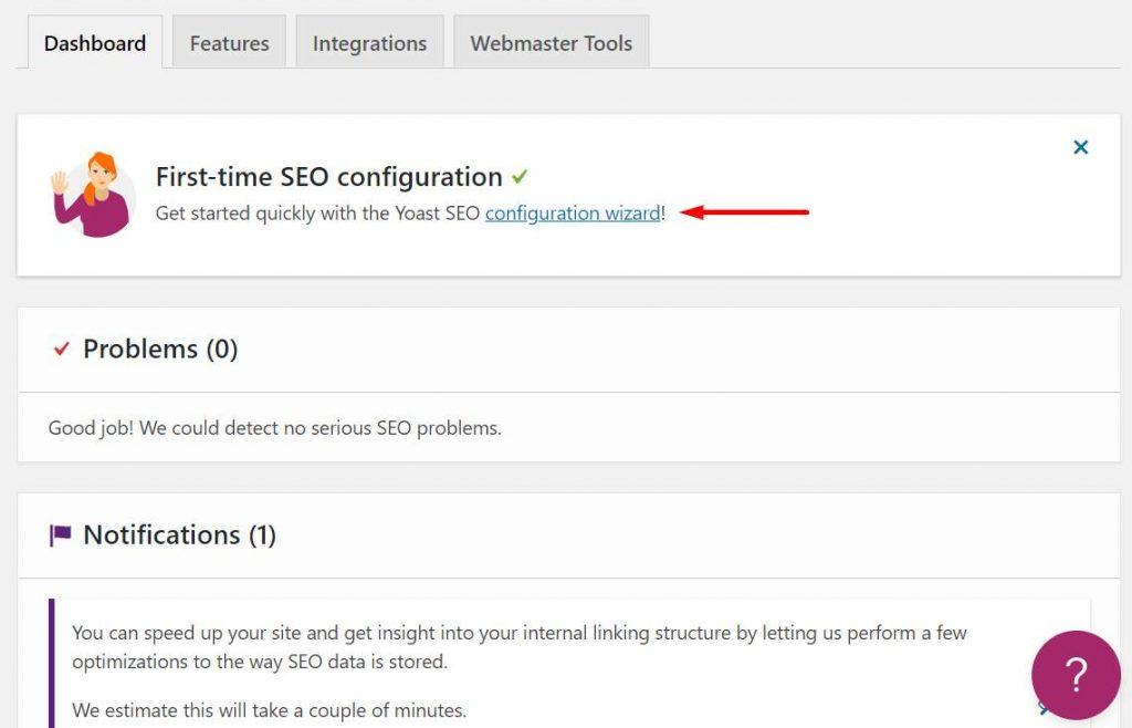 cara setup konfigurasi yoast seo di WordPress