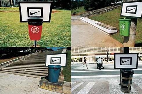 Nike Guerrilla Marketing