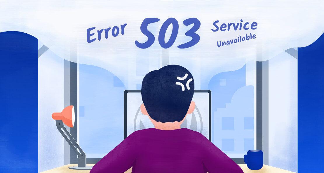Featured Image 4+ Cara Mengatasi Error 503 Service Unavailable di WordPress