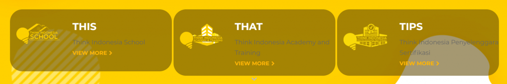 Program Think Indonesia