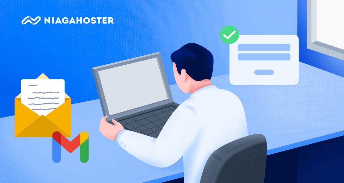 Cara Daftar Gmail Baru