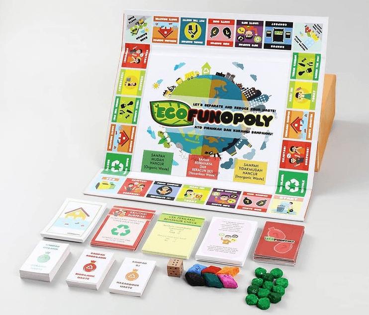 ilustrasi ecofunopoly