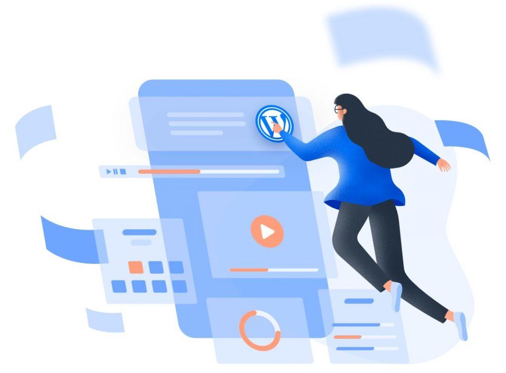 tutorial konfigurasi dasar wordpress saat membuat blog