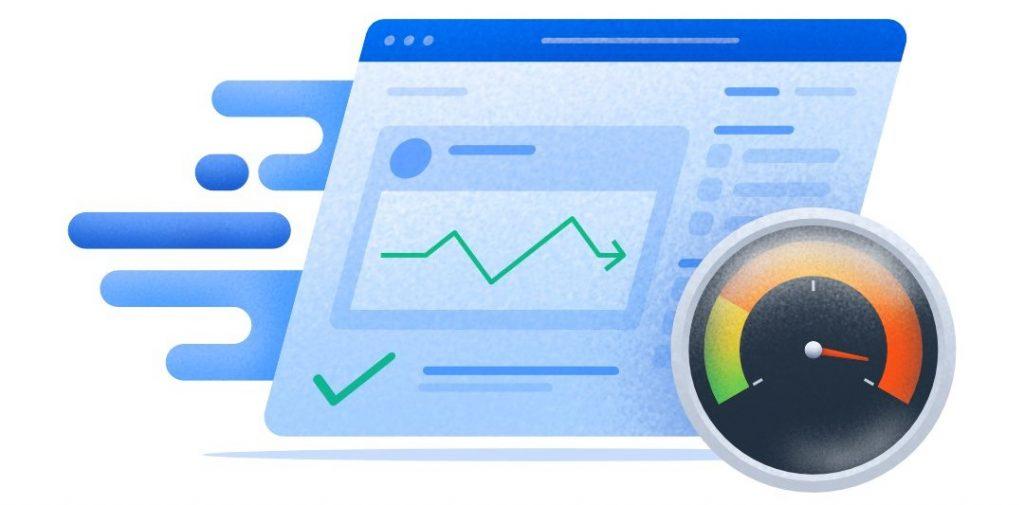 tingkat kecepatan blog mempengaruhi performa blog