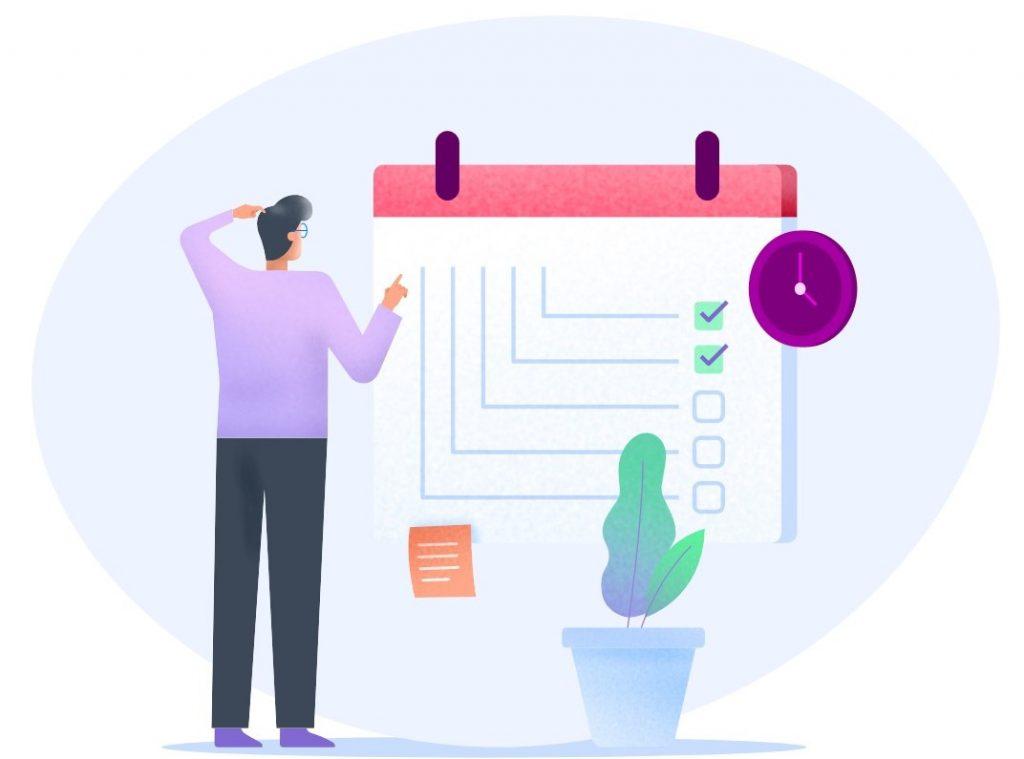 kalender konten untuk jadwal publish yang konsisten