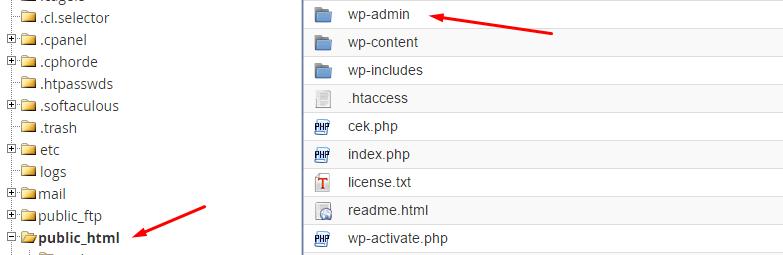 Buat File php.ini di direktori yang mengalami masalah