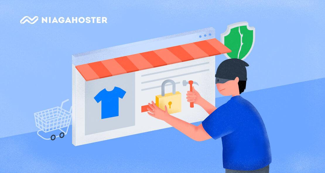 10 isu keamanan yang sering dialami toko online dan solusinya